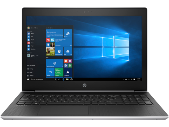 HP ProBook 450 G5 Notebook PC - Center