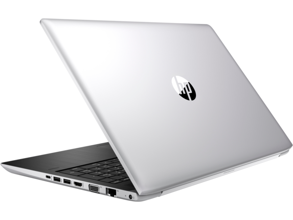 HP ProBook 450 G5 Notebook PC - Left rear