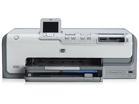 HP Photosmart D7100 Printer series