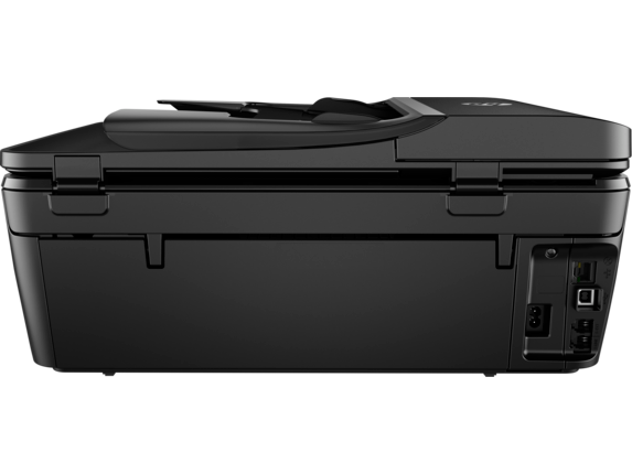 HP ENVY Photo 7855 All-in-One Printer - Rear