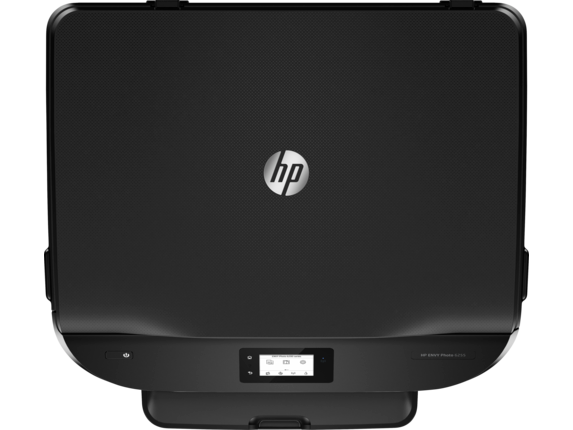 HP ENVY Photo 6255 All-in-One Printer - Top view closed