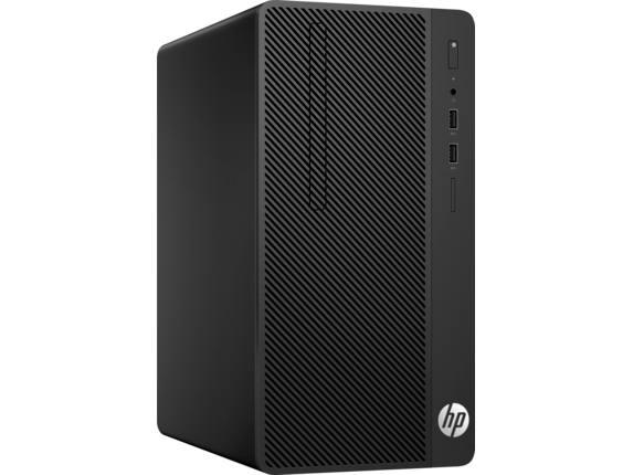 HP 280 G3 Microtower PC - Right