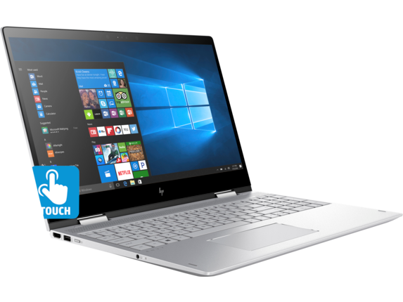HP ENVY x360 Laptop - 15t touch - Right