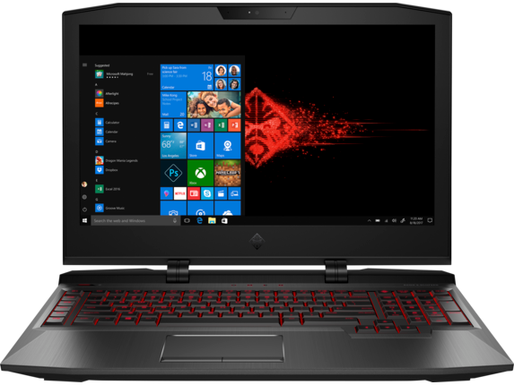 OMEN X Laptop - 17t - Center