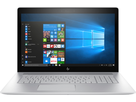 "HP ENVY 17t 17.3"" FHD Intel Quad Core i7 Laptop"