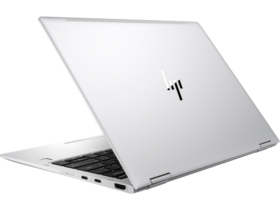 HP EliteBook x360 1020 G2 with HP Sure View - Left rear
