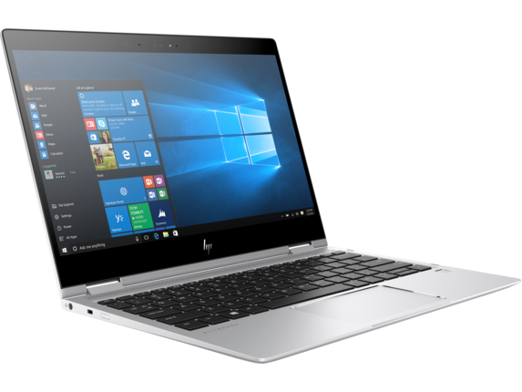 HP EliteBook x360 1020 G2 with HP Sure View - Right