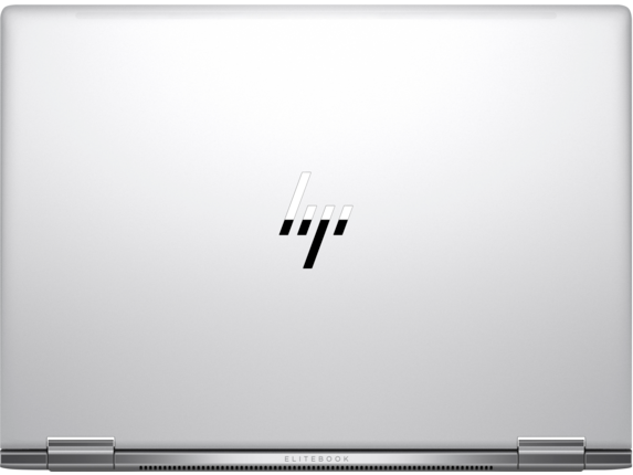 HP EliteBook x360 1020 G2 with HP Sure View - Rear