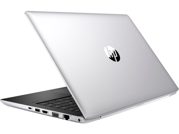 HP ProBook 440 G5 Notebook PC - Left rear