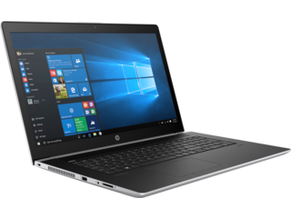 HP ProBook 470 G5 Notebook PC - Customizable - Img_Right_320_240