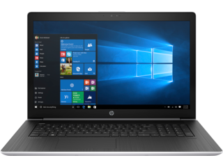 HP ProBook 470 G5 Notebook PC - Customizable
