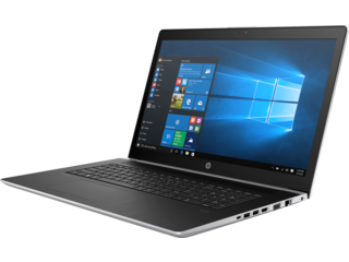 HP ProBook 470 G5 Notebook PC