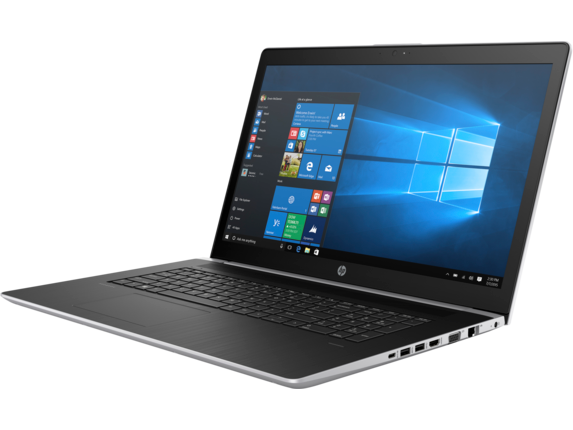 HP ProBook 470 G5 Notebook PC - Customizable - Left