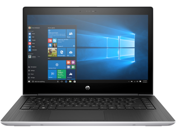 HP ProBook 440 G5 Notebook PC - Center