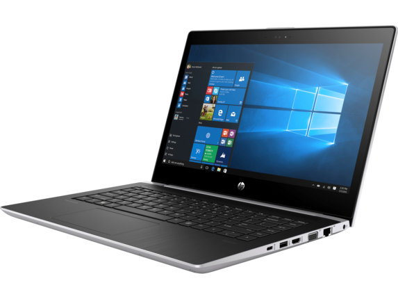 HP ProBook 440 G5 Notebook PC - Customizable - Left