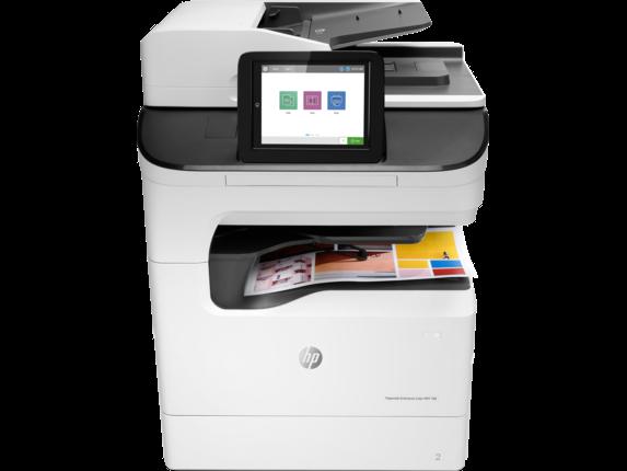 HP PageWide Enterprise Color MFP 780dns|20.3 cm touchscreen, XVA Color Graphic Display|J7Z10A#B1H