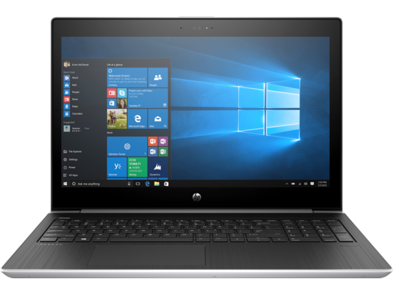 HP ProBook 450 G5 Notebook PC - Customizable - Center