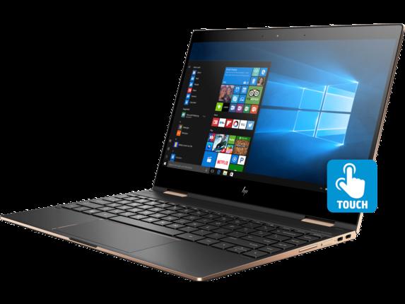 HP Spectre x360 Laptop - 13t touch - Left