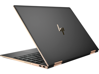 HP Spectre x360 Convertible  Laptop - 13t touch - Img_Left rear_320_240