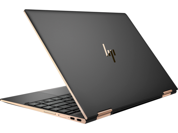 HP Spectre x360 - 13-ae055nr - Left rear