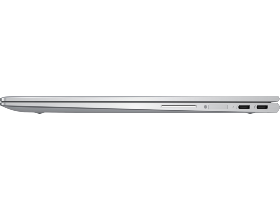 HP Spectre x360 Convertible Laptop - 13-ae051nr - Left profile closed