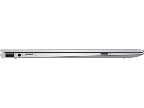 HP Spectre x360 Convertible Laptop - 13-ae051nr - Right profile closed