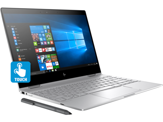 HP Spectre x360 Convertible  Laptop - 13t touch - Right