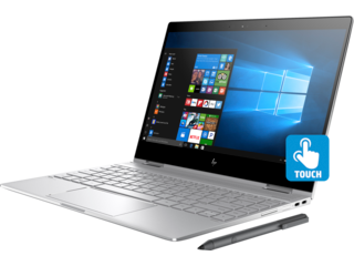 HP Spectre x360 Convertible  Laptop - 13t touch - Img_Left_320_240