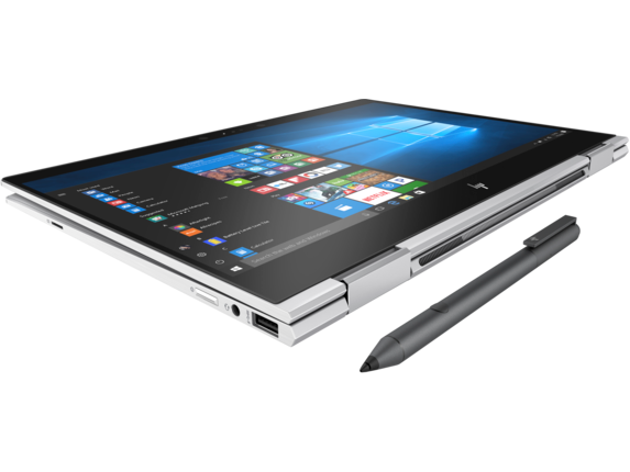 HP Spectre x360 Convertible  Laptop - 13t touch - Top view closed