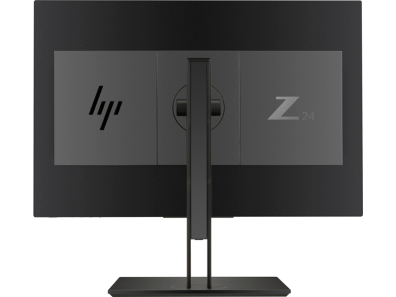 HP Z24i G2 24-inch Display - Rear