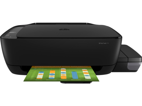 HP Ink Tank 315 Software and Driver Downloads | HP® Customer