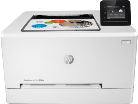 HP Color LaserJet Pro M254dw Software and Driver Downloads | HP