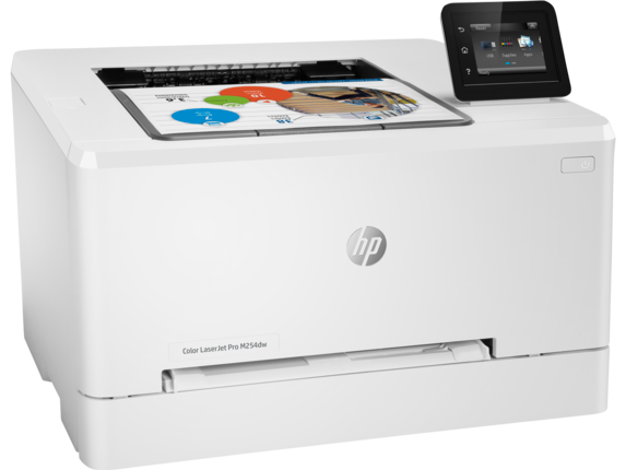 HP Color LaserJet Pro M254dw - Right