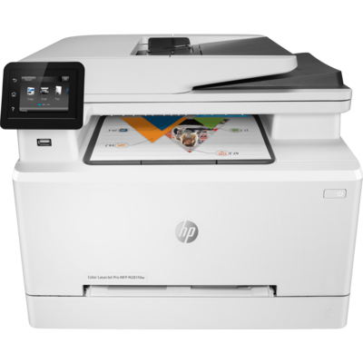 Máy in đa chức năng HP Color LaserJet Pro M281fdw