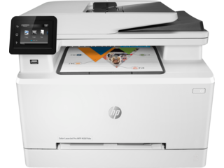 HP Color LaserJet Pro MFP M281fdw - Img_Center_320_240