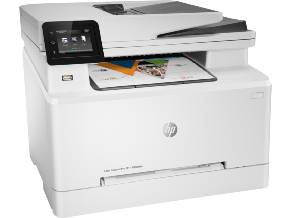 HP Color LaserJet Pro MFP M281fdw - Right