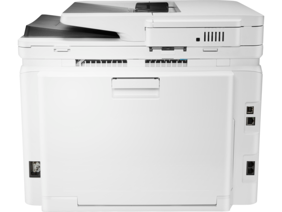 HP Color LaserJet Pro MFP M281fdw - Rear