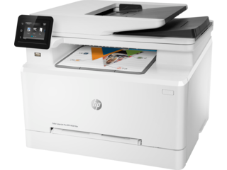 HP Color LaserJet Pro MFP M281fdw - Img_Left_320_240