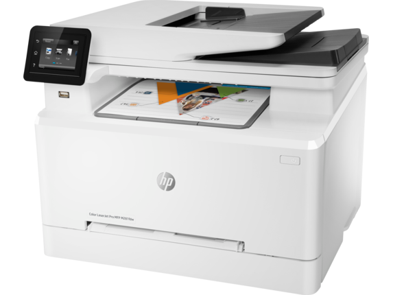 HP Color LaserJet Pro MFP M281fdw - Left