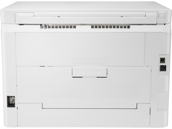 HP Color LaserJet Pro MFP M180nw - Rear