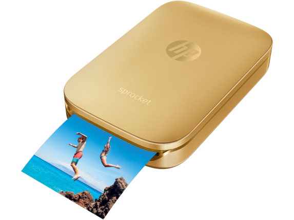 HP Sprocket Photo Printer - Left