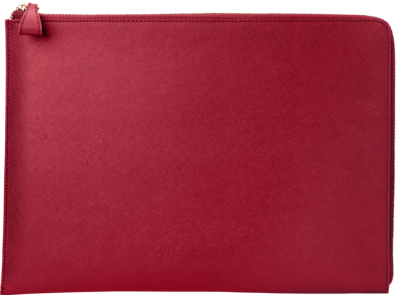 HP Spectre 13.3 Leather Sleeve - Center