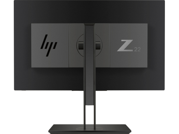 HP Z22n G2 21.5-inch Display - Rear