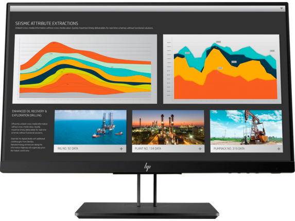 HP Z22n G2 21.5-inch Display - Center