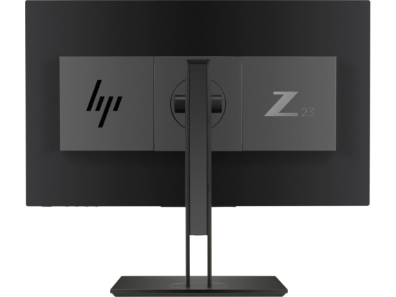 HP Z23n G2 23-inch Display - Rear