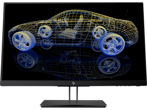 HP Z23n G2 23-inch Display - Center
