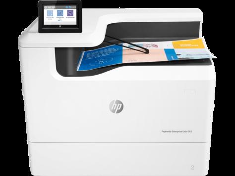 Urządzenie HP PageWide Enterprise Color 765dn