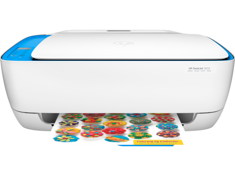 HP DeskJet 3639 All-in-One-Drucker