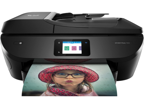 Hp Envy Photo 7858 All In One Printer Hp Customer Support