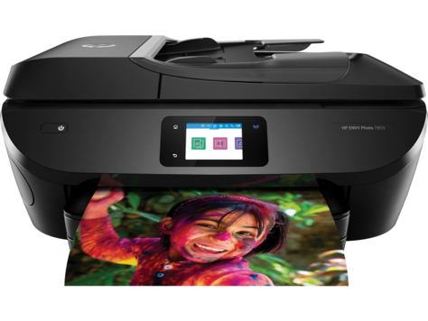 Hp Envy Photo 7855 All In One Printer User Guides Hp Customer Support